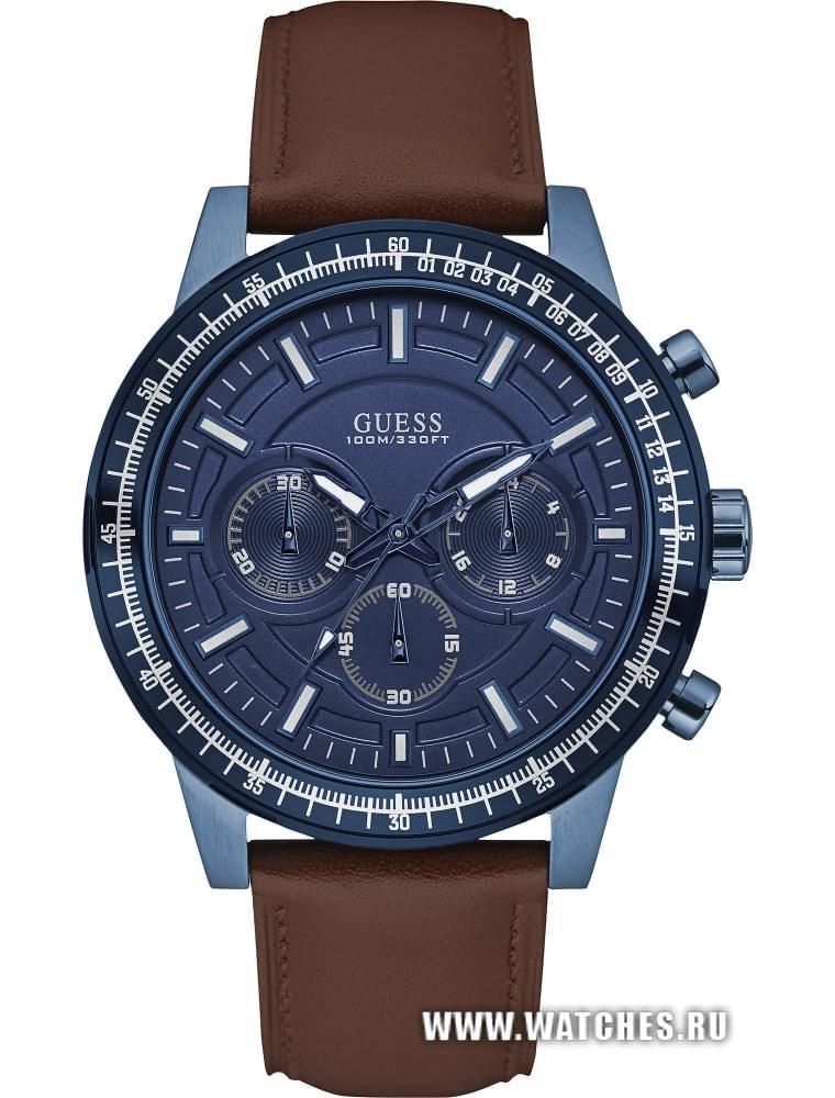 Часы Guess W0867G2 Часы Orient SW06007W