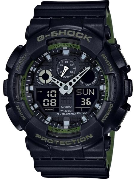 Наручные часы Casio GA-100L-1A