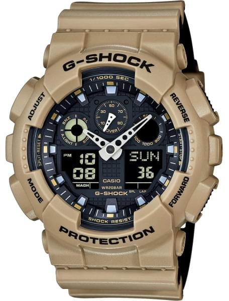 Наручные часы Casio GA-100L-8A