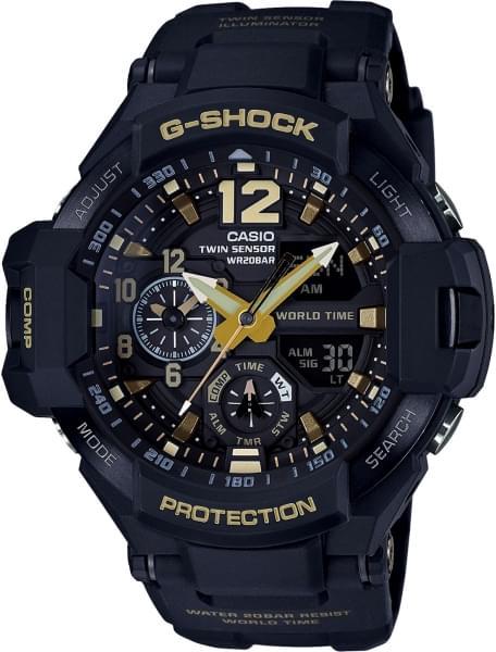 Наручные часы Casio GA-1100GB-1A