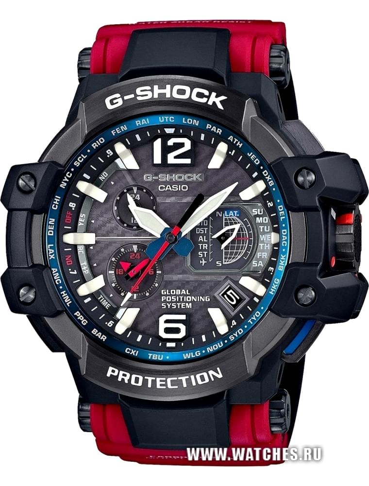 Часы с GPS Купить часы с GPS Casio Касио в официальном