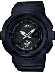 Наручные часы Casio BGA-190BC-1B