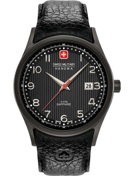 Мужские швейцарские наручные часы Swiss Military Hanowa