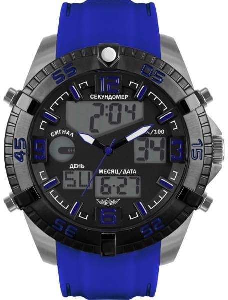 Наручные часы Нестеров H0877B32-15B - фото спереди