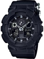 Наручные часы Casio GA-100BBN-1A