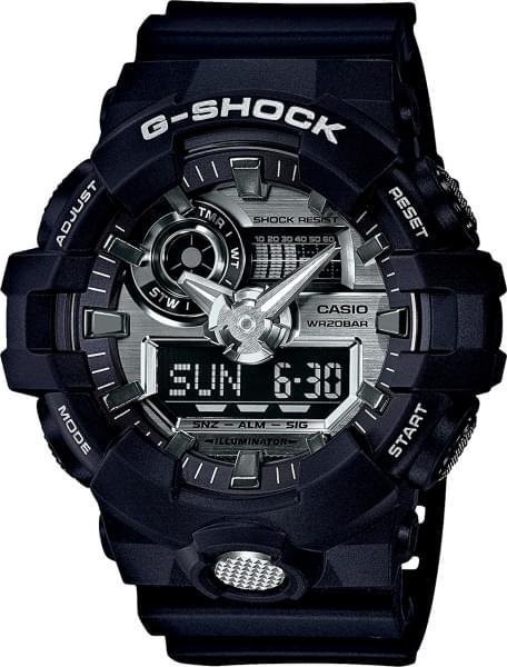 Наручные часы Casio GA-710-1A