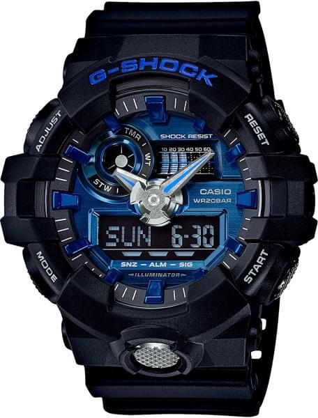 Наручные часы Casio GA-710-1A2