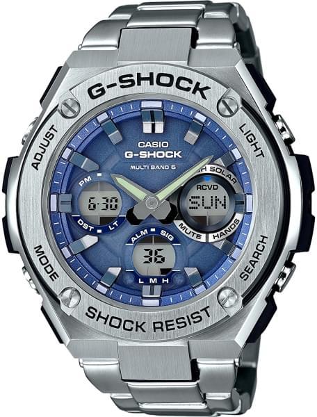 Наручные часы Casio GST-W110D-2A