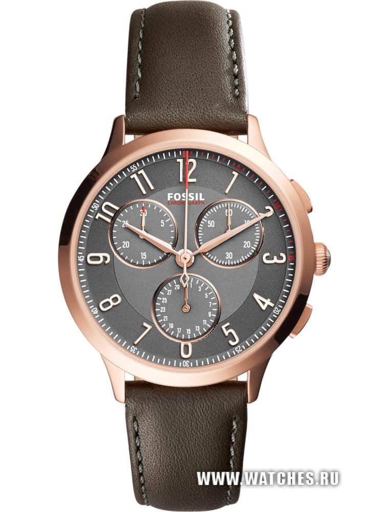 2b2489cd81e1 Часы Fossil (Фоссил)  купить оригиналы в Москве и по всей России по ...
