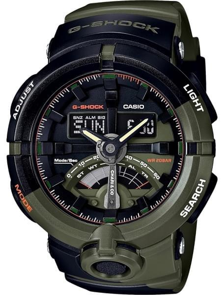 Наручные часы Casio GA-500K-3A