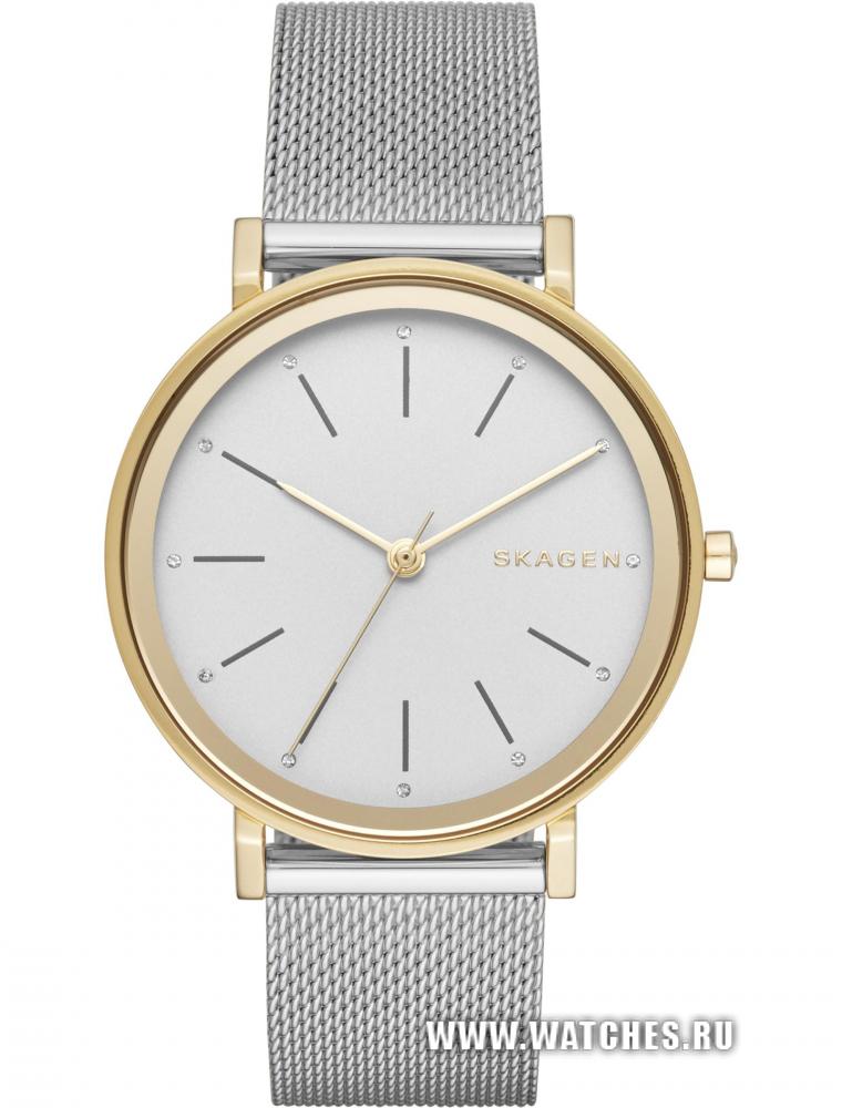Женские часы Skagen SKW2508 Мужские часы Perrelet A1047/5