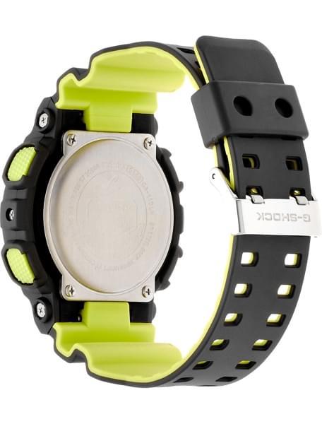 Наручные часы Casio GA-110LN-8A - фото сзади