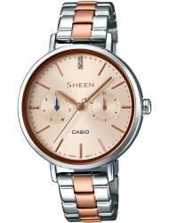 Наручные часы Casio SHE-3054SPG-4A