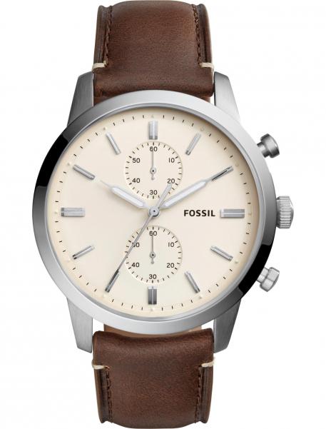 Наручные часы Fossil FS5350 - фото спереди