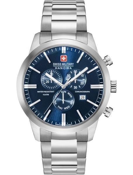 Наручные часы Swiss Military Hanowa 06-5308.04.003 - фото спереди
