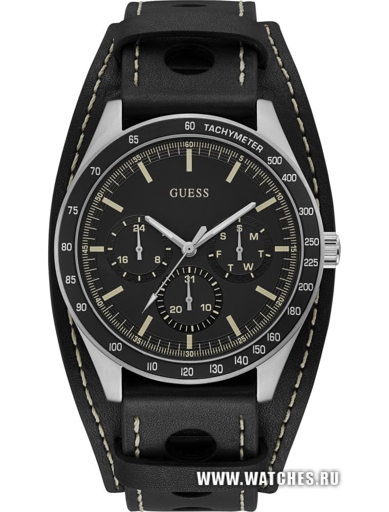569ecbf04b14 Наручные часы Guess W1100G1  купить в Москве и по всей России по ...