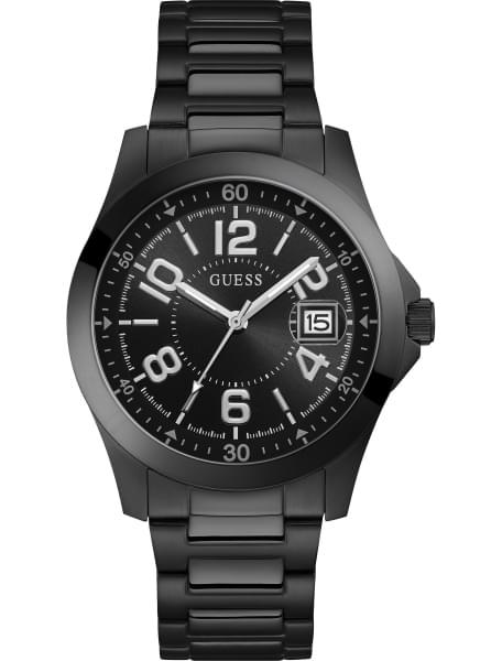 Наручные часы Guess W1103G2 - фото спереди