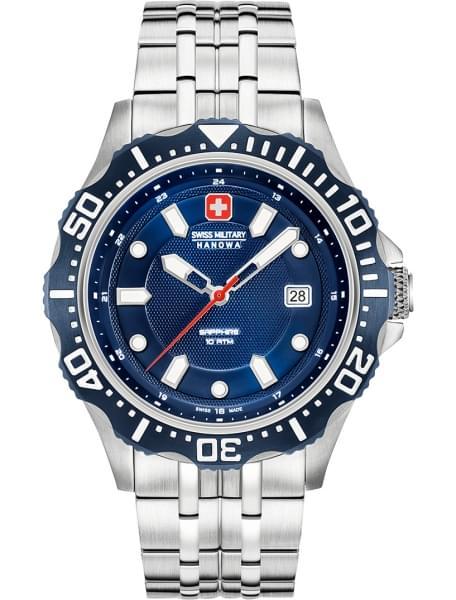 Наручные часы Swiss Military Hanowa 06-5306.04.003 - фото спереди