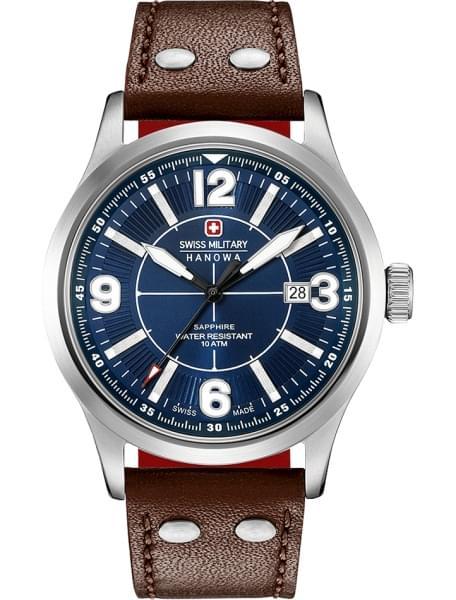 Наручные часы Swiss Military Hanowa 06-4280.04.003.10CH