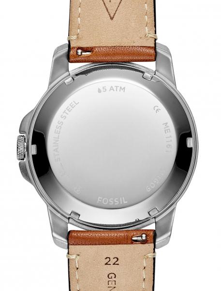 Наручные часы Fossil ME1161 - фото сзади