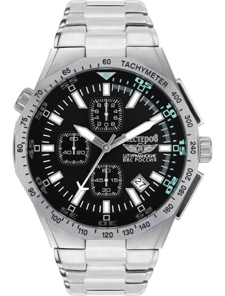 Наручные часы Нестеров H0513B02-74E - фото спереди