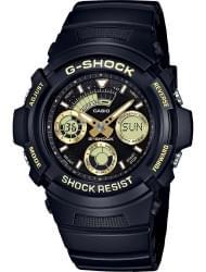 Наручные часы Casio AW-591GBX-1A9