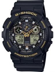 Наручные часы Casio GA-100GBX-1A9
