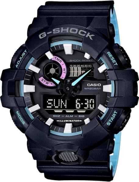 Наручные часы Casio GA-700PC-1A