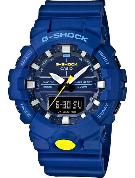 Наручные часы Casio GA-800SC-2A
