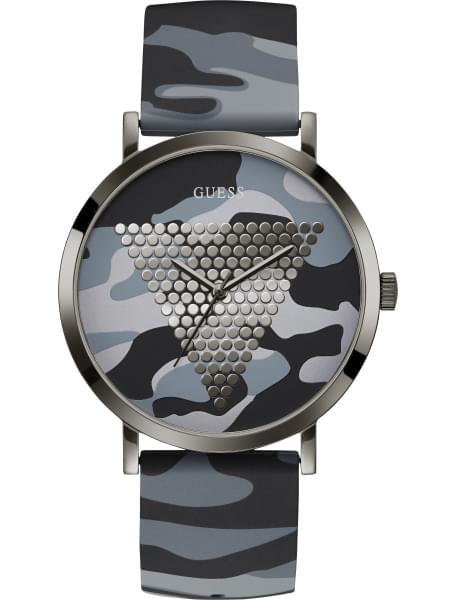 Наручные часы Guess W1161G3 - фото спереди