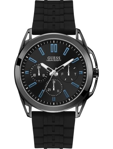 Наручные часы Guess W1177G1 - фото спереди