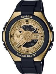 Наручные часы Casio MSG-400G-1A2