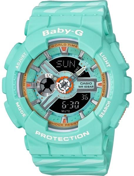 Наручные часы Casio BA-110CH-3A