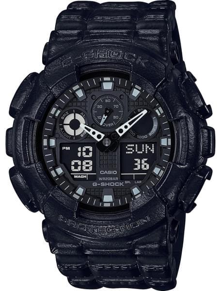 Наручные часы Casio GA-100BT-1A