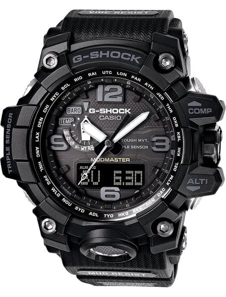 Наручные часы Casio GWG-1000-1A1