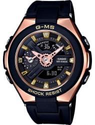 Наручные часы Casio MSG-400G-1A1