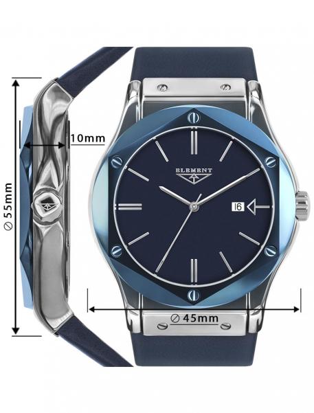 Наручные часы 33 ELEMENT 331620C - фото с размерами