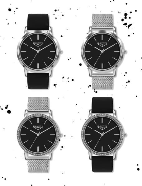 Наручные часы Identity by 33Element 33IDBS6 - фото спереди
