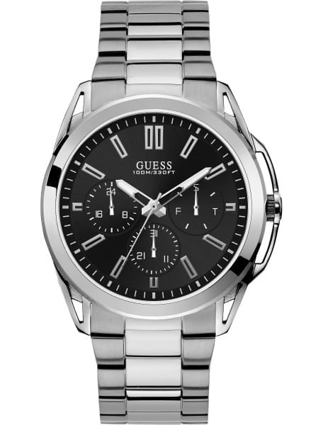 Наручные часы Guess W1176G2 - фото спереди