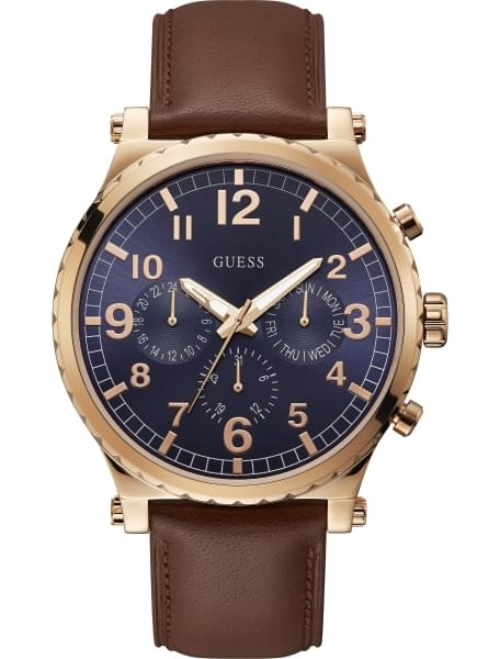 Наручные часы Guess W1215G1 - фото спереди