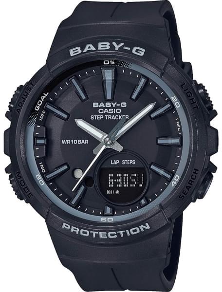 Наручные часы Casio BGS-100SC-1A