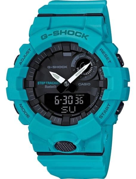 Наручные часы Casio GBA-800-2A2