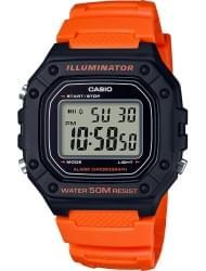 Наручные часы Casio W-218H-4B2