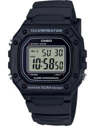 Наручные часы Casio W-218H-1AVEF
