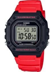 Наручные часы Casio W-218H-4BVEF