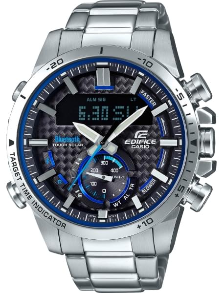 Наручные часы Casio ECB-800D-1AEF