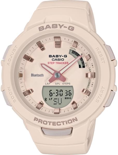 Наручные часы Casio BSA-B100-4A1ER