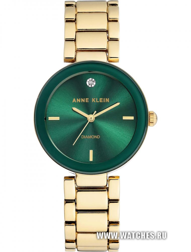 035494156d9c Наручные часы Anne Klein 1362GNGB  купить в Москве и по всей России ...