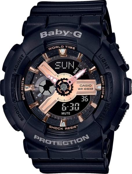 Наручные часы Casio BA-110RG-1AER