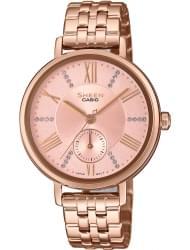 Наручные часы Casio SHE-3066PG-4AUEF